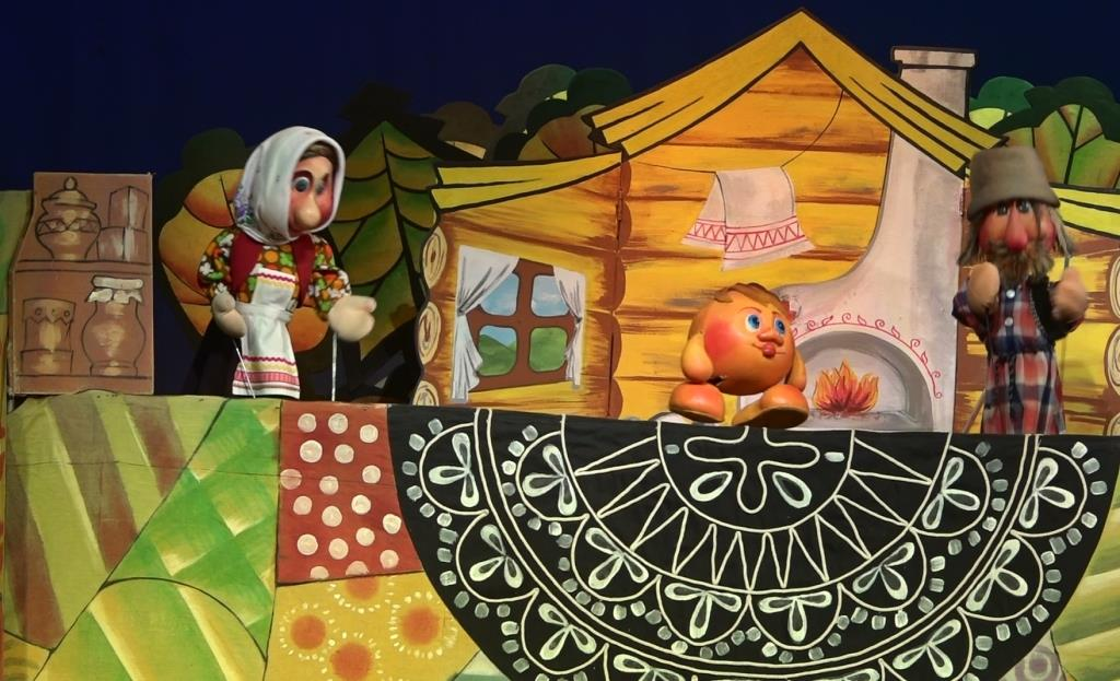 местные кукольный театр картинки к сказке колобок сущности